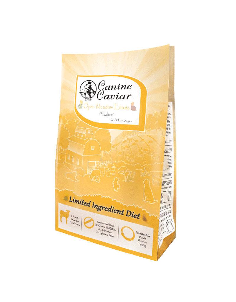 CANINE CAVIAR Canine Caviar Open Meadow Dog Food