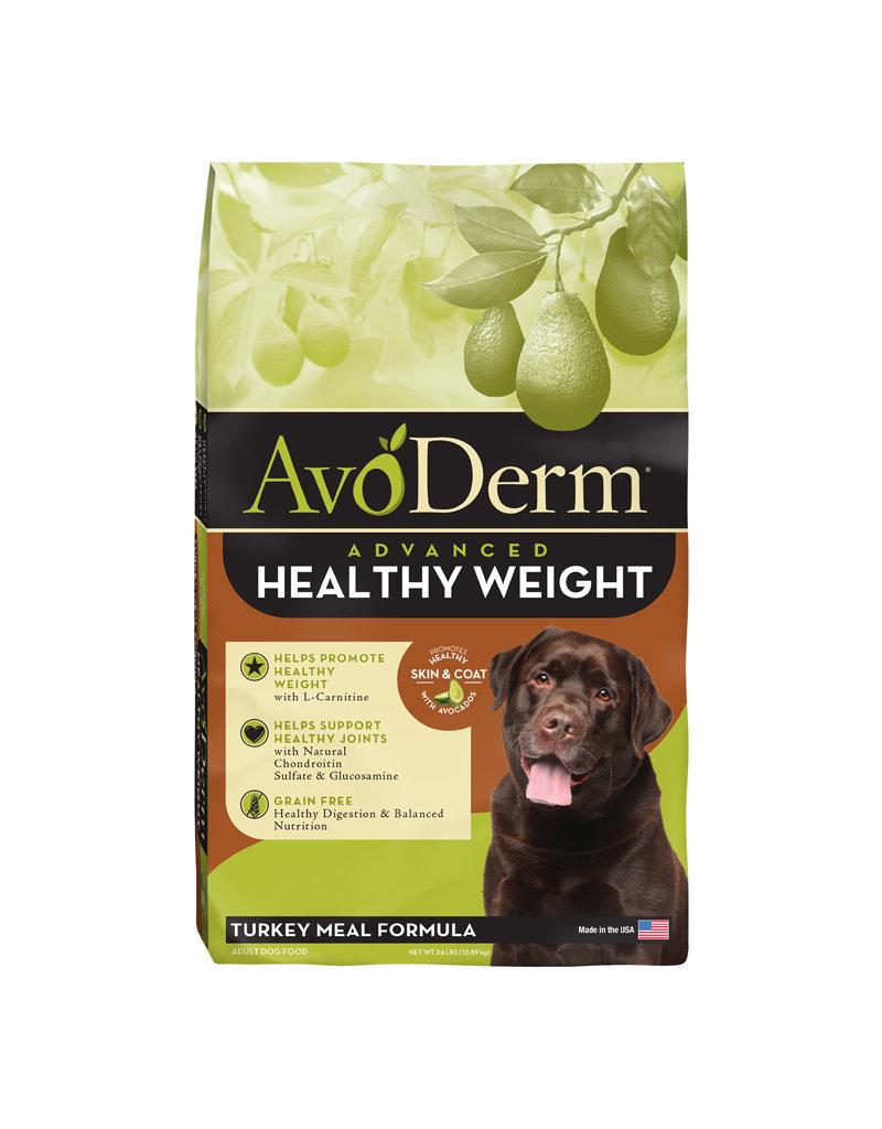 AVODERM AvoDerm Advanced Grain Free Healthy Weight Turkey Dog Food