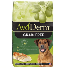 AVODERM AvoDerm Grain Free Chicken & Vegetable Dog Food