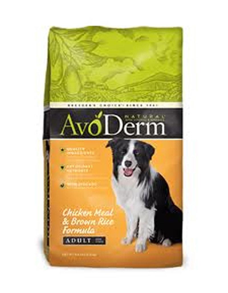 AVODERM AvoDerm Natural Chicken & Brown Rice  Dog Food