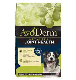 AVODERM AvoDerm Joint Health Grain Free Chicken Meal Dog Food