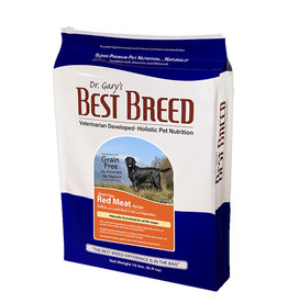 DR. GARY'S BEST BREED Dr. Gary's Best Breed Grain Free Red Meat Dog Food 30lb