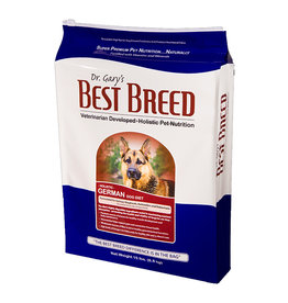 DR. GARY'S BEST BREED Dr. Gary's Best Breed German Dog Food