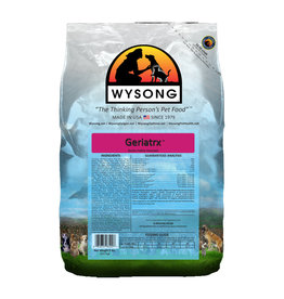 WYSONG Wysong Geriatrx Cat Food 20lb