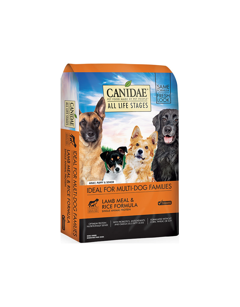 CANIDAE Canidae ALS Lamb Meal & Rice Dog Food