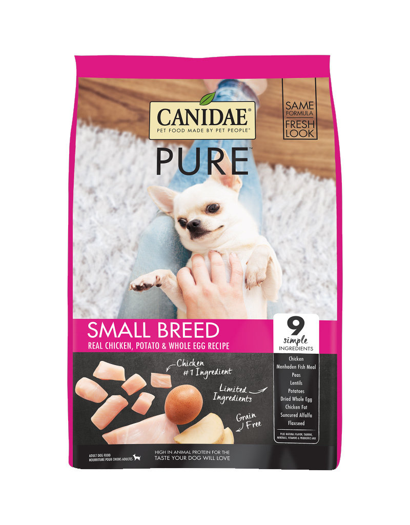 CANIDAE Canidae PURE Small Breed Chicken Dog Food