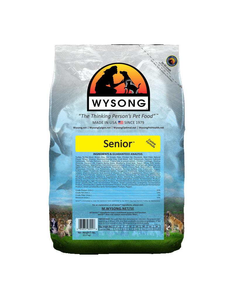 WYSONG Wysong Senior Dog Food 20lb