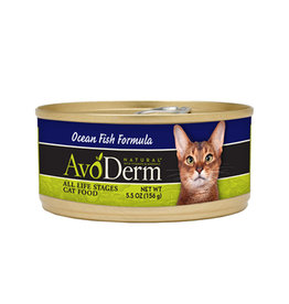AVODERM AvoDerm Oceanfish Canned Cat Food