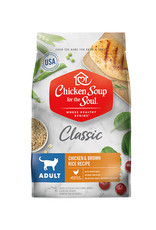 CHICKEN SOUP FOR THE SOUL Chicken Soup For The Soul Classic Chicken & Brown Rice Cat Food
