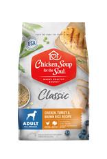 CHICKEN SOUP FOR THE SOUL Chicken Soup For The Soul Classic Chicken, Turkey & Brown Rice Dog Food