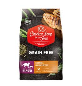 CHICKEN SOUP FOR THE SOUL Chicken Soup For The Soul Grain Free Chicken & Legumes Cat Food