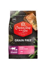 CHICKEN SOUP FOR THE SOUL Chicken Soup for the Soul Grain Free Salmon & Legume Cat Food