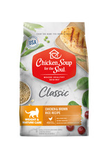 CHICKEN SOUP FOR THE SOUL Chicken Soup For The Soul Classic Weight & Mature Cat Food