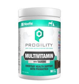 NOOTIE Progility Dog Multivitamin w/Taurine 90ct