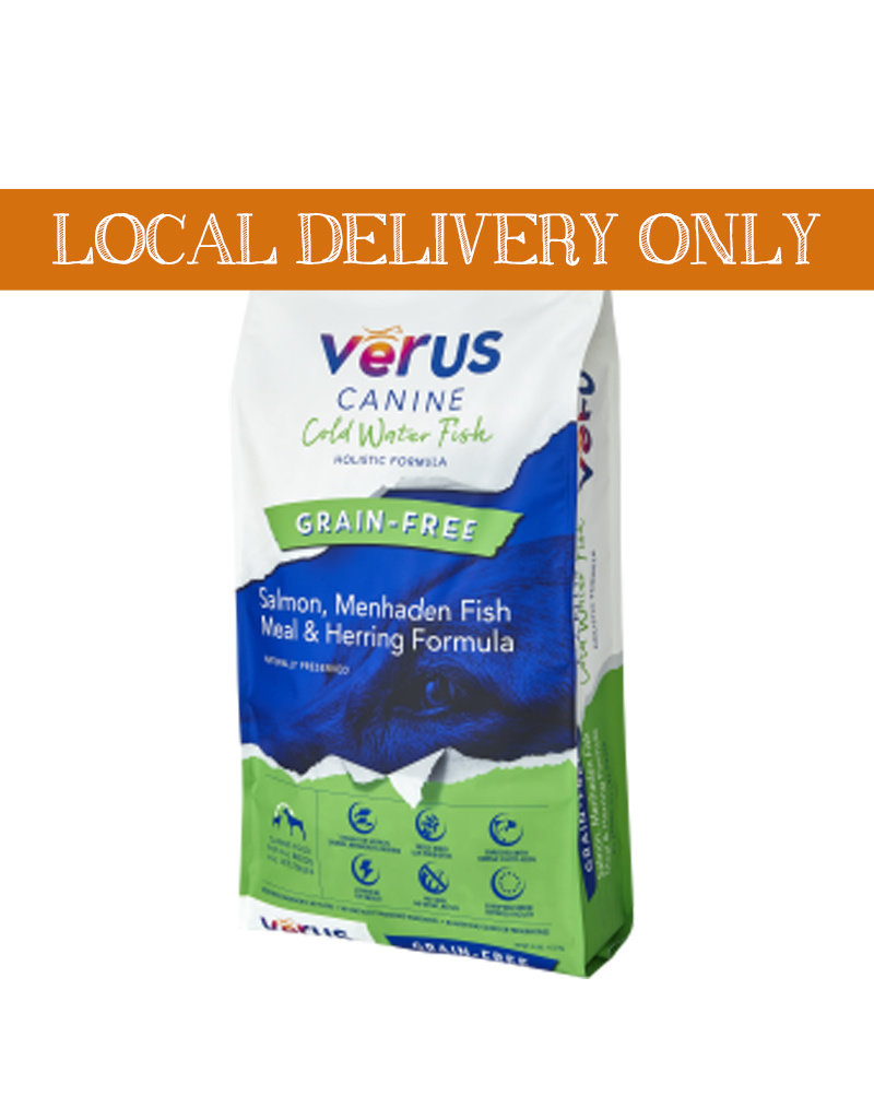 VERUS Verus Grain Free Cold Water Fish Dog Food