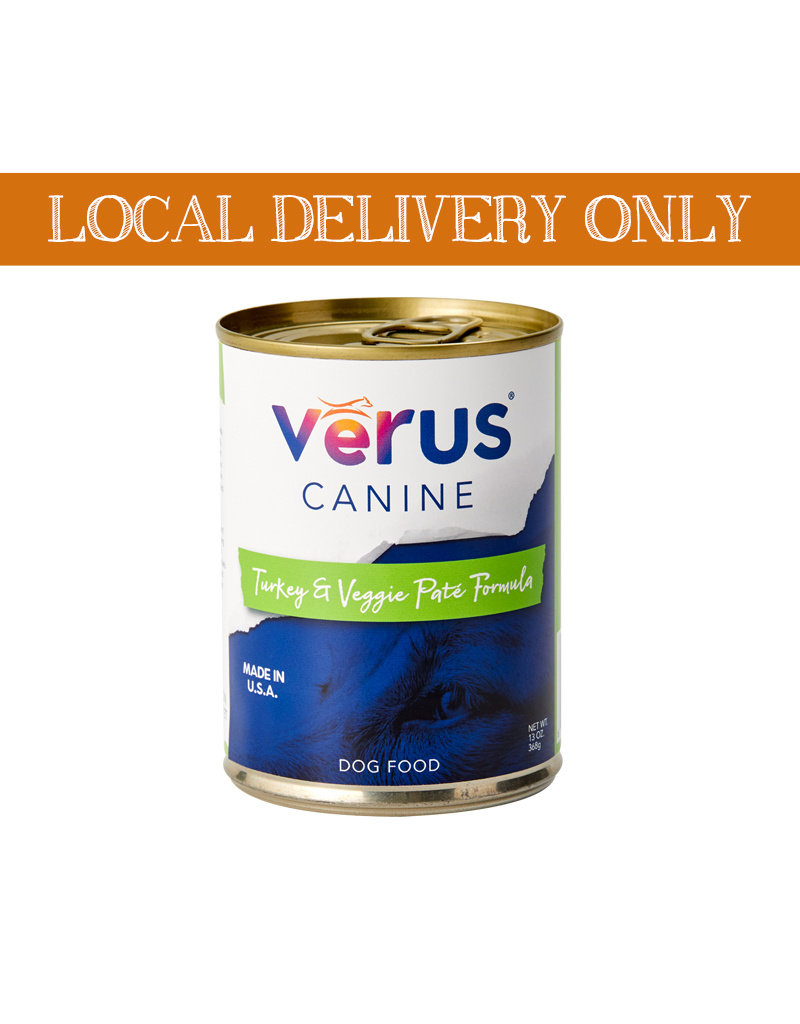 VERUS Verus Turkey & Veggie Canned Dog Food 13oz