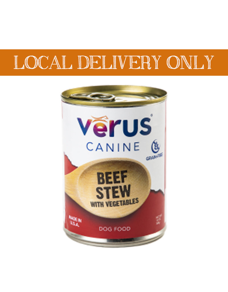 VERUS Verus Beef Stew Canned Dog Food 13oz
