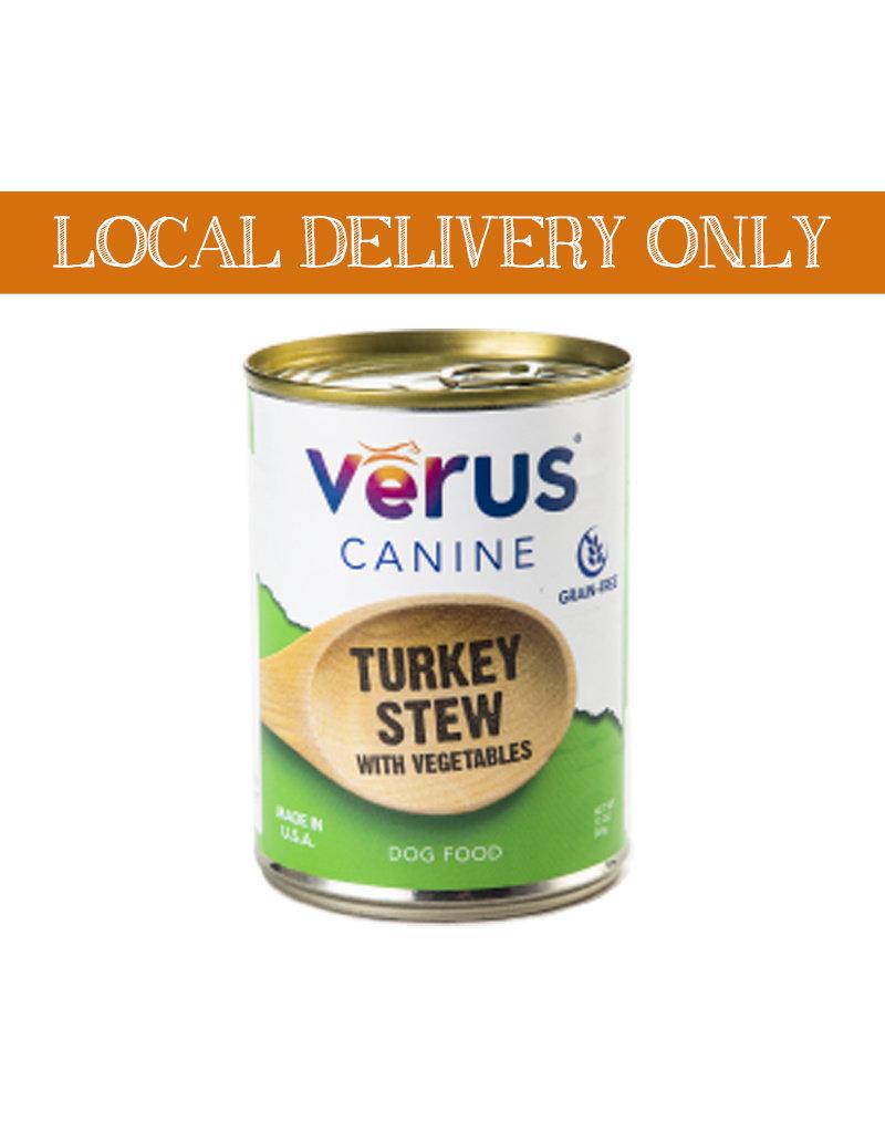 VERUS Verus Turkey Stew Canned Dog Food 13oz