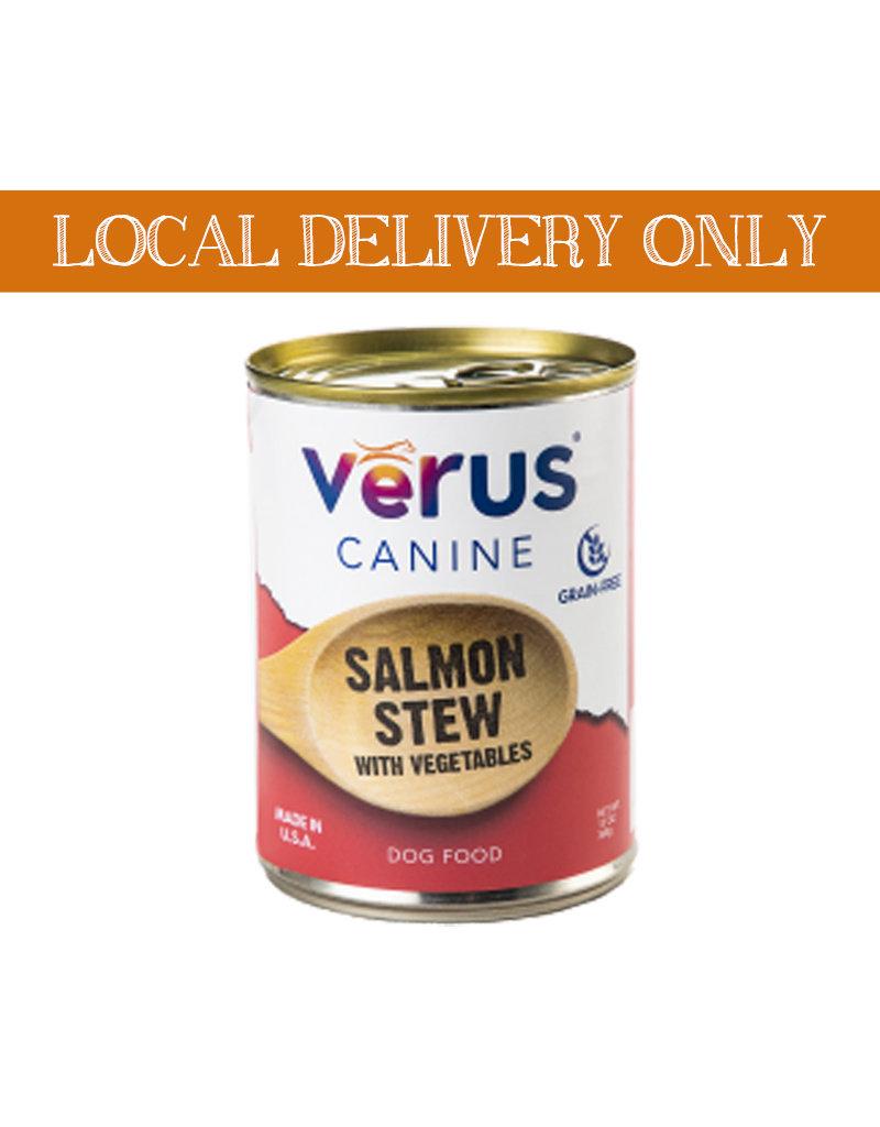 VERUS Verus Salmon Stew Canned Dog Food 13oz