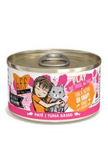 WERUVA Weruva BFF Tuna & Salmon Oh Snap Cat Food 2.8oz Cat Food (Case of 12 Cans)