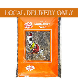 VALLEY FARMS Valley Farms Black Oil Sunflower Wild Bird Seed