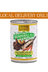FROMM Fromm Frommbalaya Lamb & Veggie Stew Canned Dog Food 12.5oz