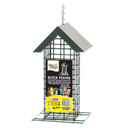 WILD DELIGHT Wild Delight Nut Block Cage Feeder