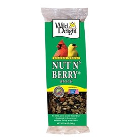 WILD DELIGHT Wild Delight Nut Block Nut & Berry 13oz