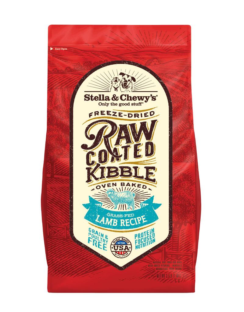 STELLA & CHEWYS Stella & Chewy's Raw Coated Grass Fed Lamb Dog Food