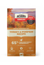 ACANA Acana Singles Turkey & Pumpkin Dog Food