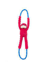 ZIPPY PAWS Zippy Paws Monkey Rope Tugz Dog Toy