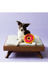 ZIPPY PAWS Zippy Paws Donutz Squeaky No Stuffing Dog Toy