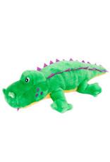 ZIPPY PAWS Zippy Paws Grunterz Alvin the Alligator Dog Toy