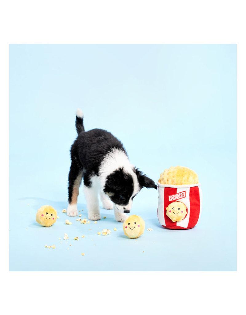 ZIPPY PAWS ZippyPaws Miniz Popcorns 3-Pack Dog Toys