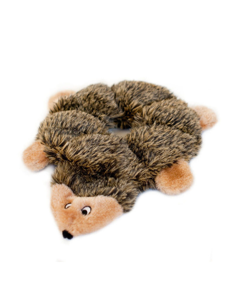 ZIPPY PAWS Zippy Paws Loopy Hedgehog Squeaky Dog Toy