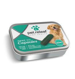 PET RELEAF Pet Releaf CBD Hemp Oil Capsules