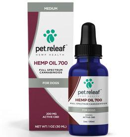 PET RELEAF Pet Releaf CBD Hemp Oil 700mg