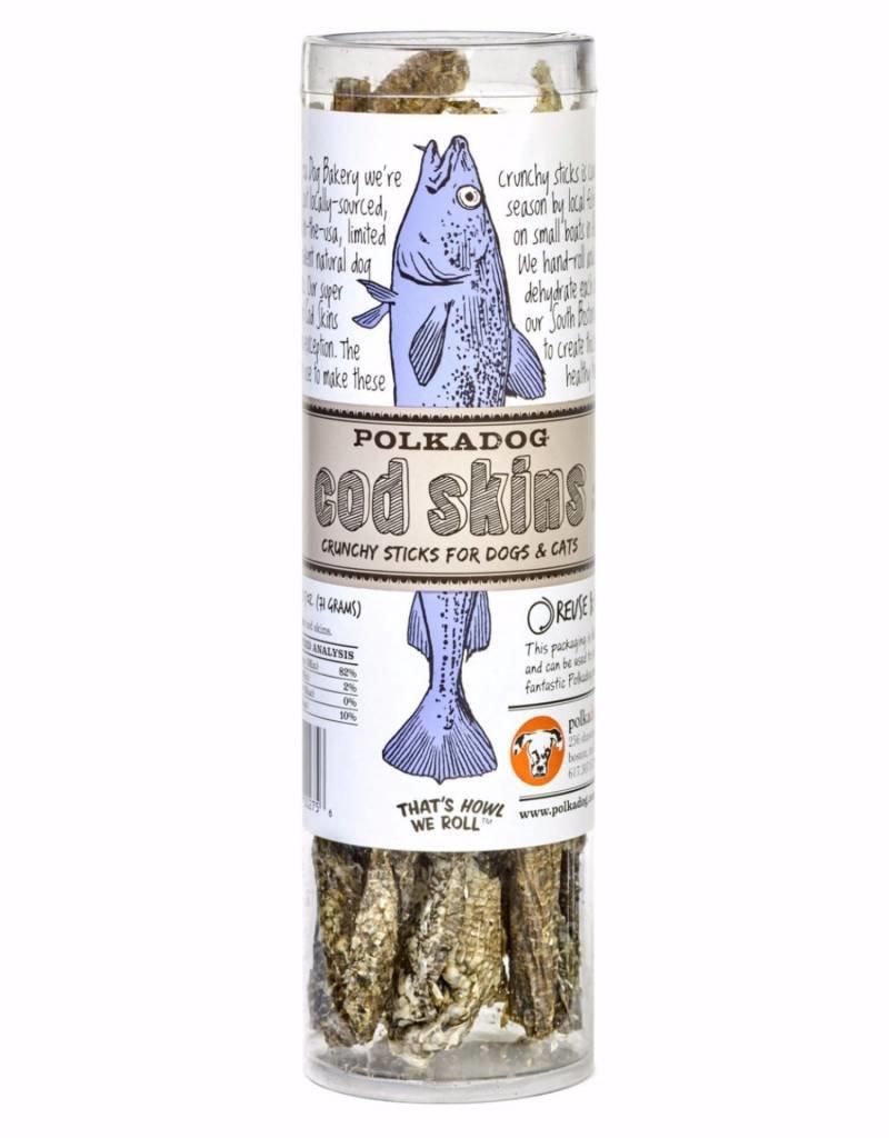 POLKA DOG BAKERY Polka Dog Cod Skins