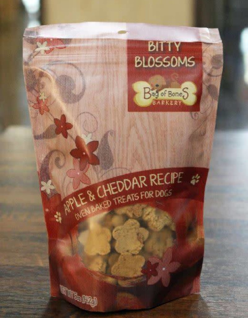 BAG OF BONES BARKERY Bitty Blossoms