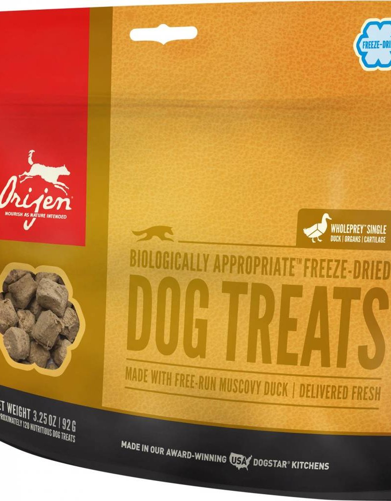 ORIJEN Orijen Freeze Dried Dog Treats