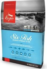 ORIJEN Orijen Six Fish Cat Food