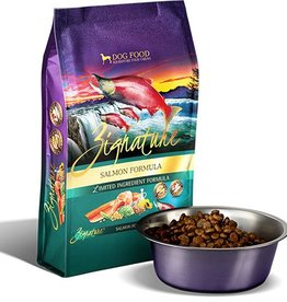 ZIGNATURE Zignature Salmon Dog Food