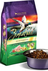 ZIGNATURE Zignature Duck Formula Dog Food