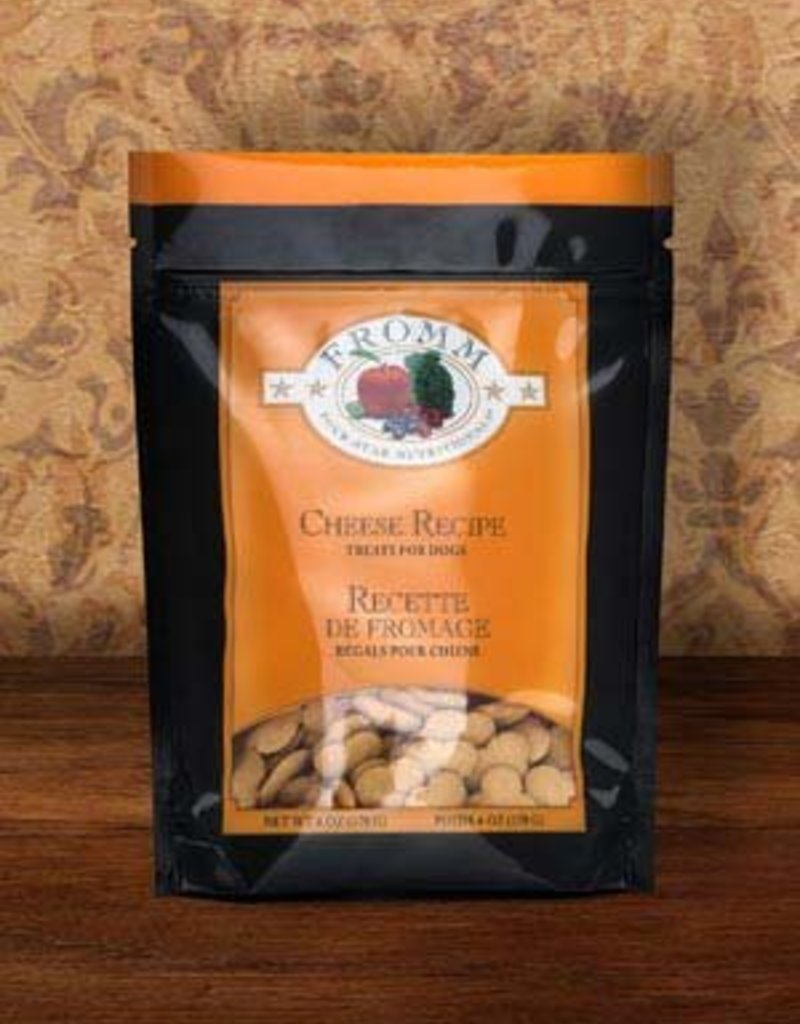 FROMM Fromm Dog Treats Cheese 6oz