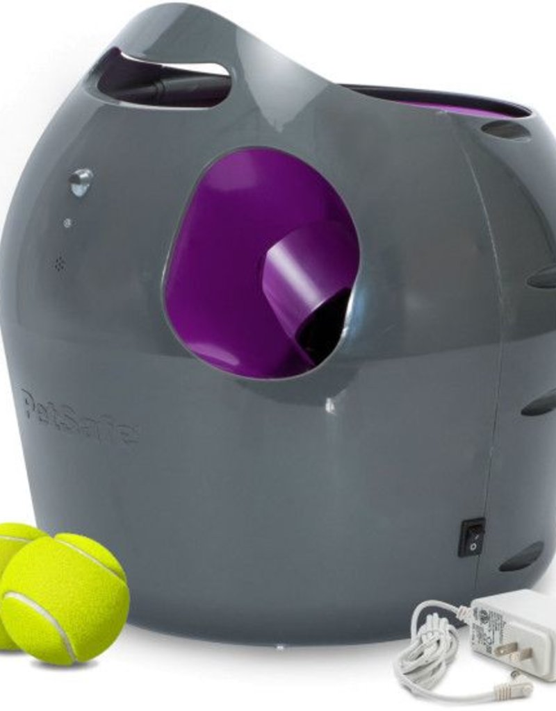 PETSAFE Busy Buddy Automatic Ball Launcher