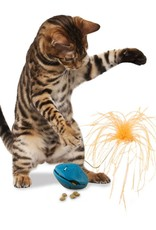 PETSAFE Busy Buddy Cat Twist n' Treat Teaser
