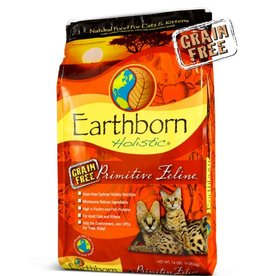 EARTHBORN Earthborn Primitive Feline Cat Food