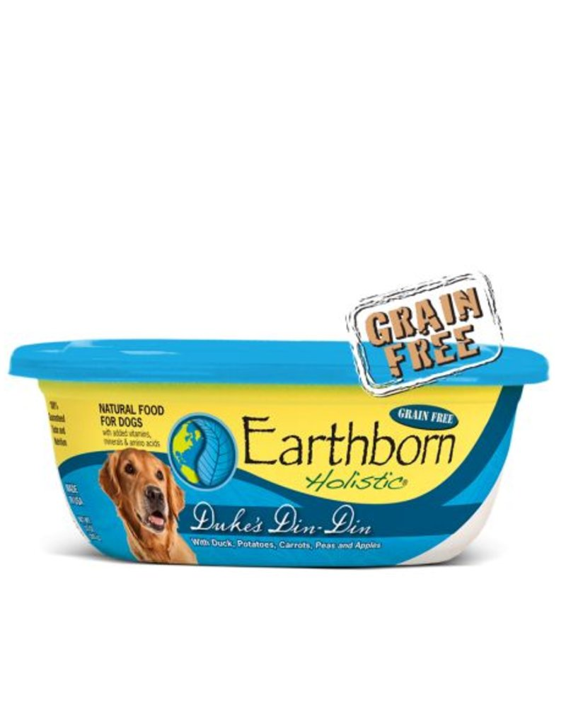 EARTHBORN Earthborn Gourmet Dinners Duke's Din Din Dog Food