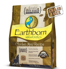 EARTHBORN Earthborn Oven Baked Chicken Biscuits for Dogs