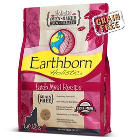 EARTHBORN Earthborn Oven Baked Lamb Biscuits for Dogs